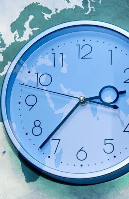 Время и временные поправки